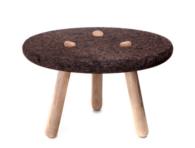 Rolha coffee table - Gonçalo Campos