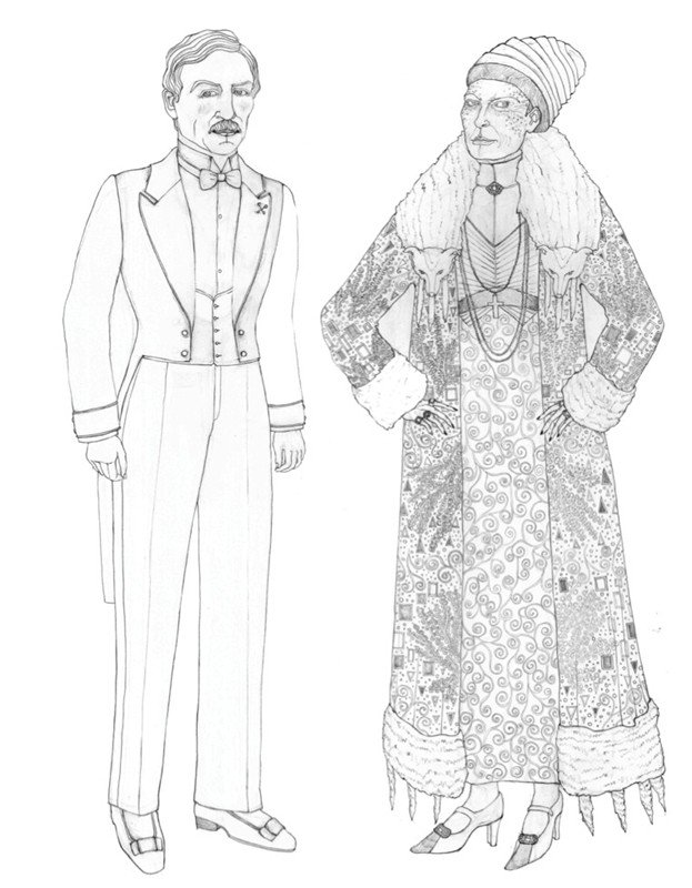 juman-maloufs-character-sketches